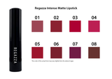Regazza Intense Matte Lipstick 3.5g - 01