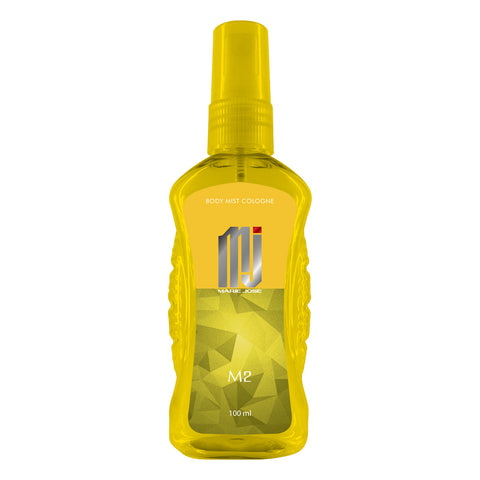 MJ (Marie Jose) Body Mist Yellow (M2) 100ml