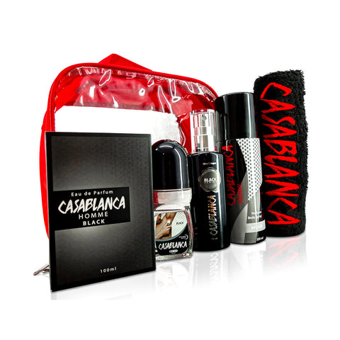 Casablanca Homme Gift Set - Black
