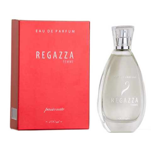 Regazza EDP Passionate (Red, 100ml)