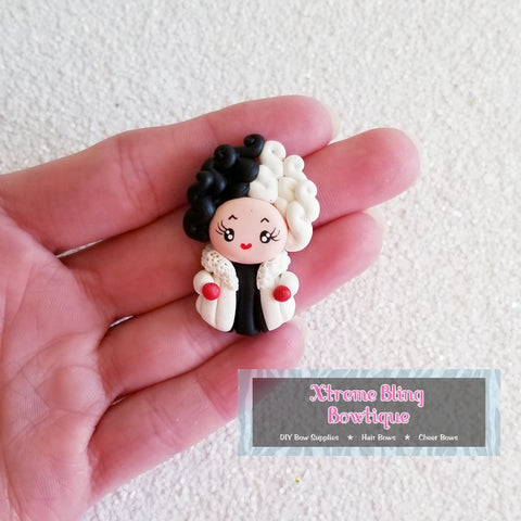 Mini Cruella Clay (Includes 1 Clay)(13C)