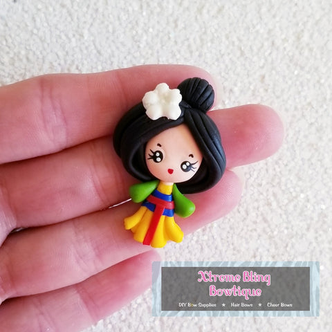 Mini Mulan Clay (Includes 1 Clay)(13B)