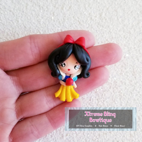Mini Snow White Clay (Includes 1 Clay)(9B)