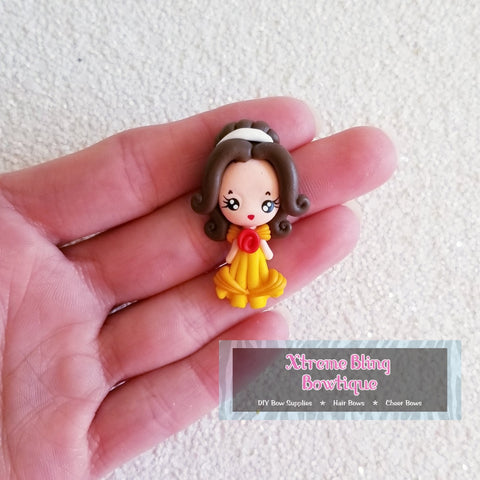Mini Belle Clay (Includes 1 Clay)(10D)