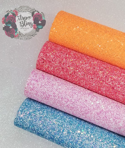 Chunky Glitter Sheet (8inx13.5in)