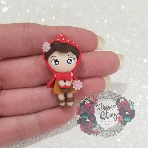 Little Red Girl Clay (Includes 1 Clay)(7C)