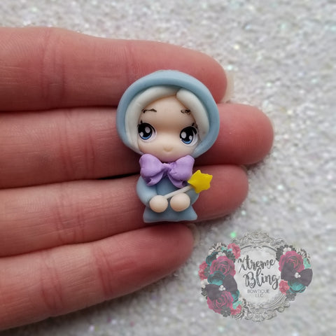 Cinderella Fairy Godmother (Jane) Clay (Includes 1 Clay)(15C)