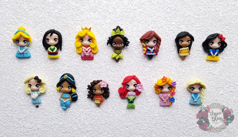 Micro Princess Clay (Includes 1 Clay)
