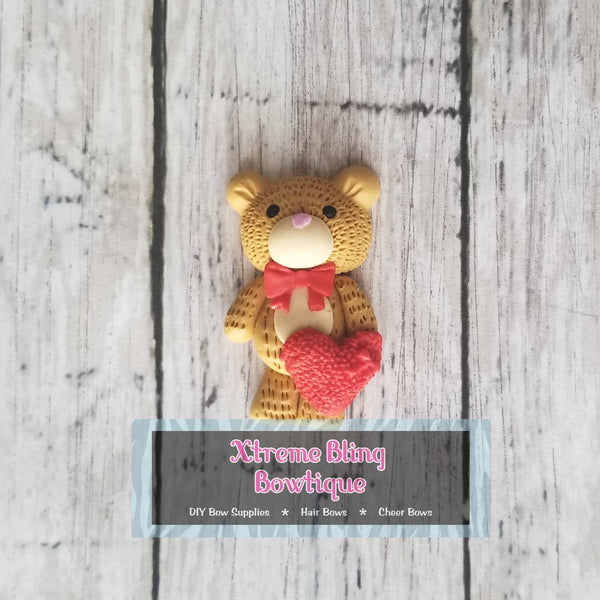 Valentines Bear Clay (14D) (Includes 1 Clay)