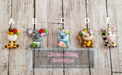 Baby Animal Clay - Multiple Options (Includes 1 Clay)