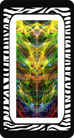 Abstract 1 Ready to Press Sublimation Bow Strips