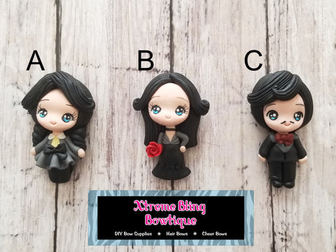 Addams Family Clay (Includes 1 Clay)