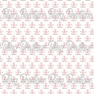 Ballerina Glitter Canvas, Regular Canvas, Faux Leather For Bows