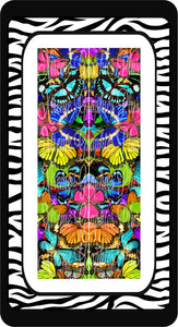 Butterfly Ready to Press Sublimation Bow Strips