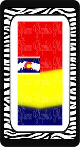 Colorado 3 Sublimation Bow Strips Download