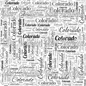 State Collage A-M Glitter Canvas, Regular Canvas, Faux Leather For Bows