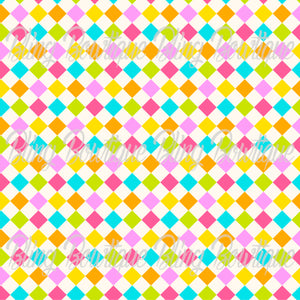 Easter 7 Glitter Canvas, Regular Canvas, Faux Leather For Bows