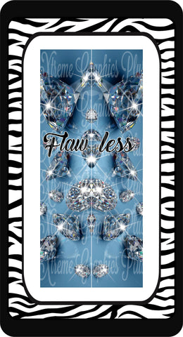 Flawless Ready to Press Sublimation Bow Strips