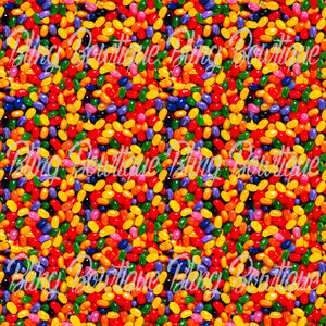 Jelly Beans Glitter Canvas, Regular Canvas, Faux Leather For Bows
