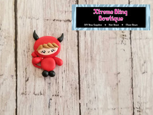 Cute Devil Clay (Includes 1 Clay)(17C)