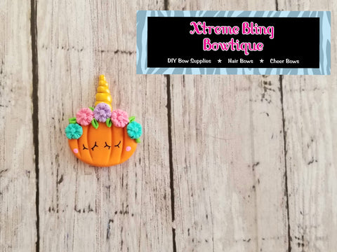 Unicorn Pumpkin Clay (Includes 1 Clay)(24A)