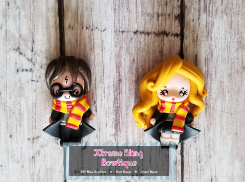 Mini Harry Potter/ Hermione Clay (Includes 1 Clay)