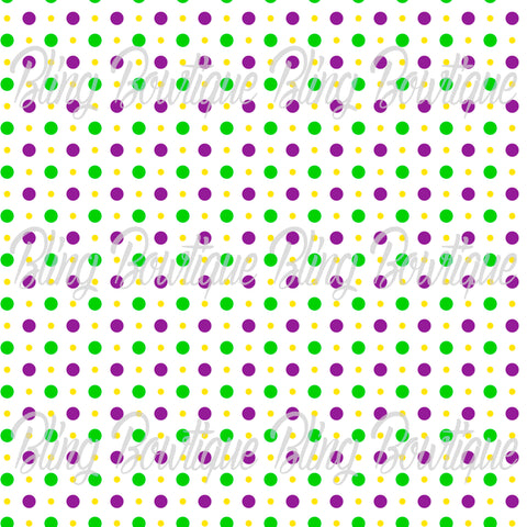 Mardi Gras 14 Glitter Canvas, Regular Canvas, Faux Leather For Bows