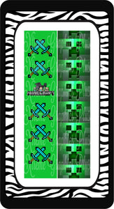 Minecraft Sublimation Bow Strips Download