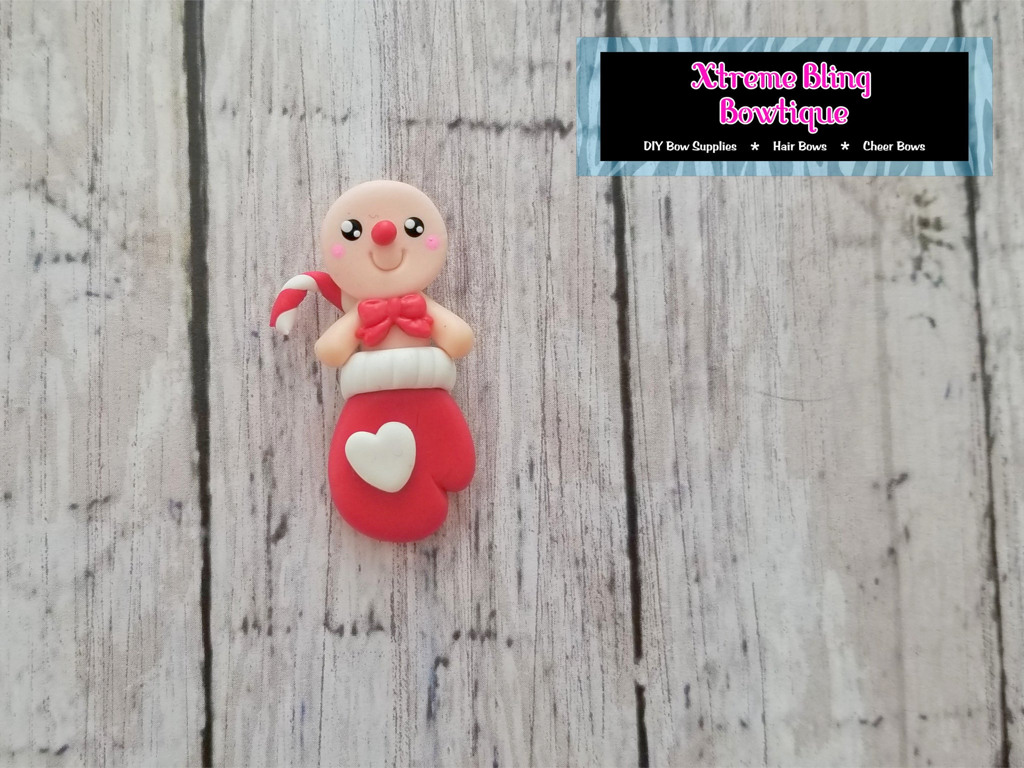 Gingerbread Mitten Clay (8C) (Includes 1 Clay)