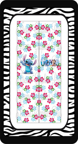 Ohana Ready to Press Sublimation Bow Strips