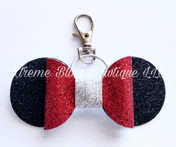 """Mouse"" Bow Keychain"