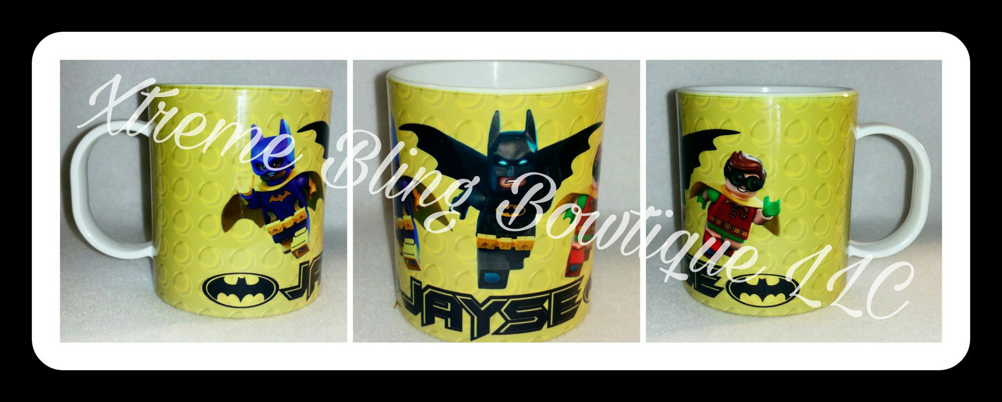 Batman Lego 11 Oz Kids Mug