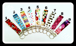 Assorted Key Fobs 2