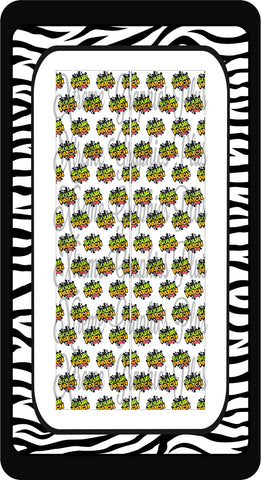 Sour Patch Kids Sublimation Bow Strips Download