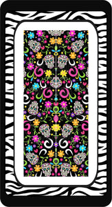 Sugar Skull Sublimation Bow Strips Download