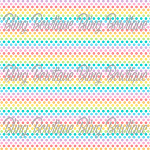Sweet Spring 3 Printed Glitter Canvas, Regular Canvas, Faux Leather For Bows
