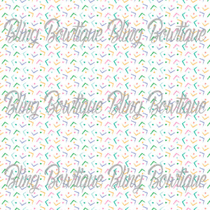Tropical 1 Printed Glitter Canvas, Regular Canvas, Faux Leather For Bows