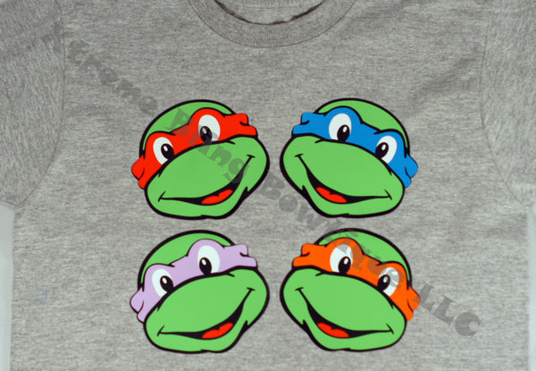 Ninja Turtle Birthday T-Shirt