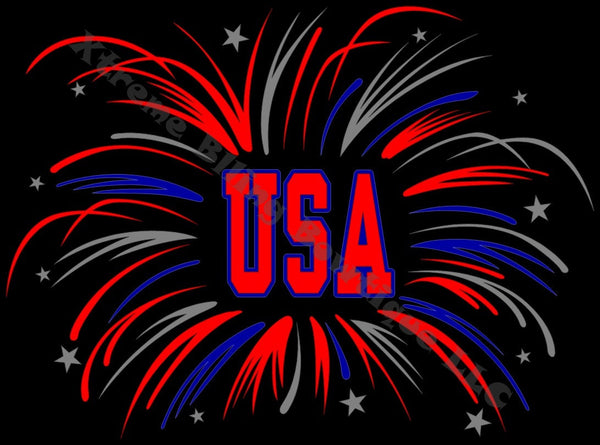 Fireworks USA T-Shirt