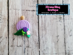 Purple Pumpkin Clay (11D) (Includes 1 Clay)