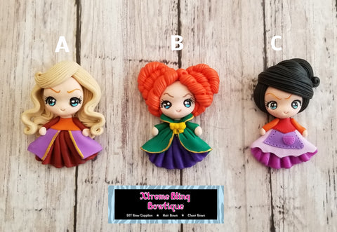 Hocus Pocus Girls Clay (Includes 1 Clay)
