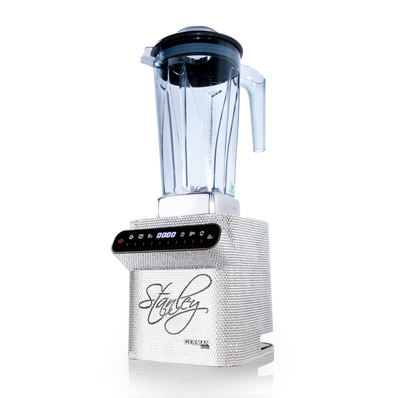 【MONOGRAM】Food Processor with 15,000+ Swarovski® Crystals