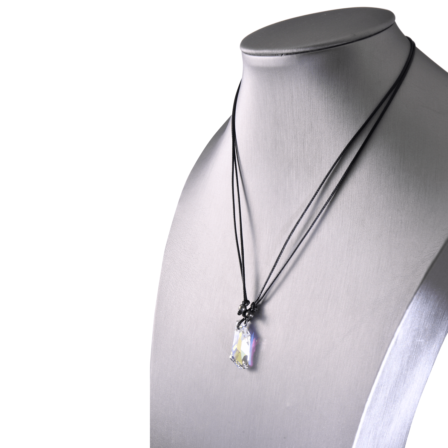 【DE-ART】Polygon Swarovski® Crystal Pendant - THE SPARKLE COLLECTION by GERMAN POOL