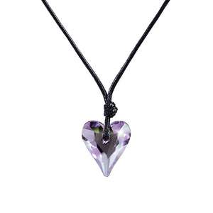 【HEART】Swarovski® Crystal Pendant - THE SPARKLE COLLECTION by GERMAN POOL