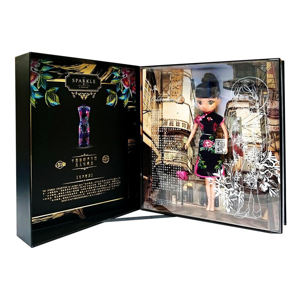 【ORI-PRINCESS】THE SPARKLE COLLECTION x Ori-Princess  Doll Collectable Box Set (Pre-order)