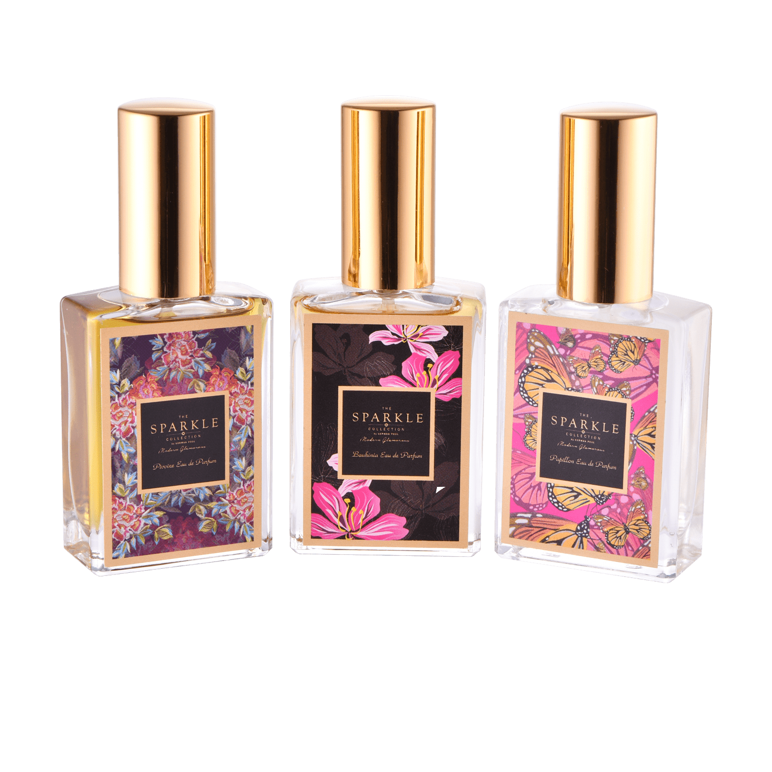 【BAUHINIA】Bauhinia Eau de Perfume-30ml - THE SPARKLE COLLECTION by GERMAN POOL