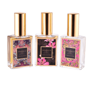 【BUTTERFLY】Papillon Eau de Perfume-30ml - THE SPARKLE COLLECTION by GERMAN POOL