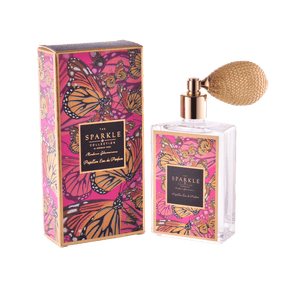 【BUTTERFLY】Papillon Eau de Perfume-50ml - THE SPARKLE COLLECTION by GERMAN POOL