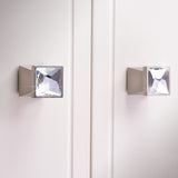【SQUARIME】Bronze Knob and Handle with Swarovski® Crystal