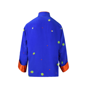 【SKYLINE】100% Silk Tang Jacket-Junior - THE SPARKLE COLLECTION by GERMAN POOL